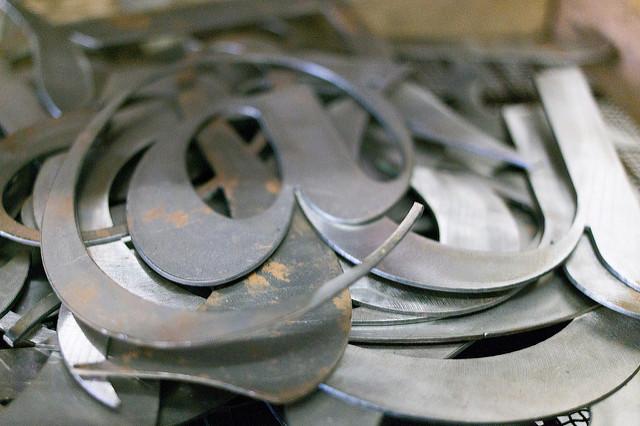 debitarea metalelor